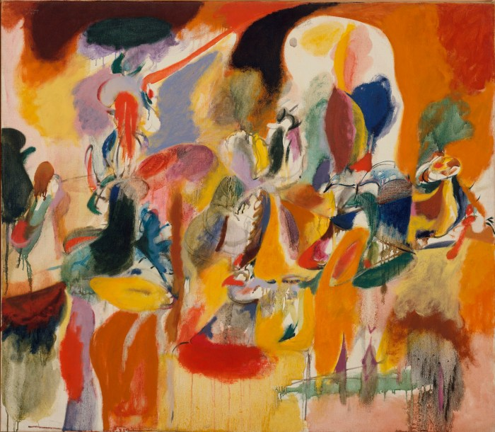 Arshile Gorky: A Retrospective, Philadelphia Museum of Art